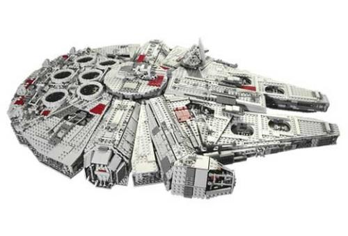 Ultimate Collector's Millennium Falcon - Ultimate Collector's Millennium Falcon (Lego