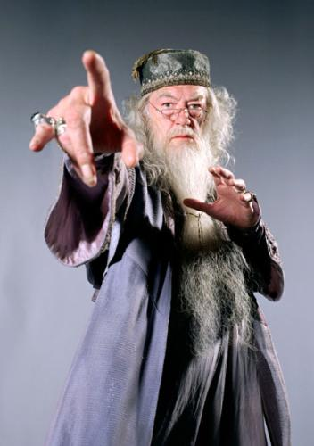 dumbeldore - the only one he ever feared...