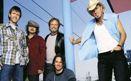 Sawyer Brown - Going to their concert 11-18-07