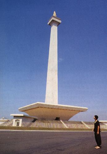 Monumen terunik dan teraneh