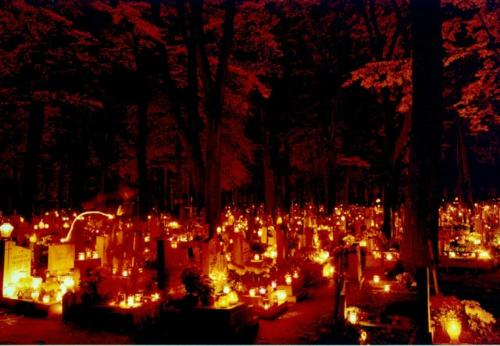 cementary - All Saints Day