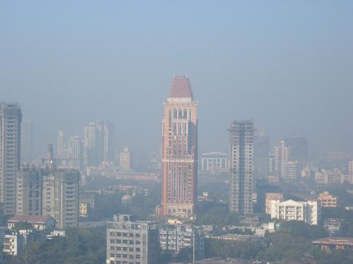concrete jungle! - Bombay is one place where the concerete jungle is growing at menacing pace!