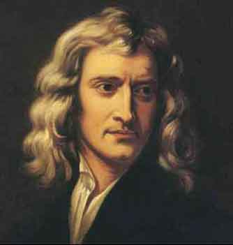 Sir Issac Newton - Sir Issac Newton,the president of the Royal society,