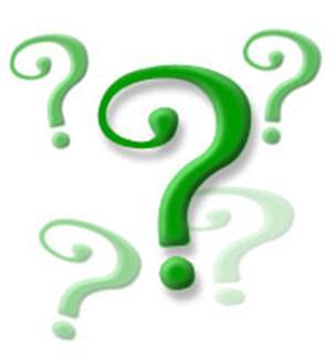 question mark - Question mark