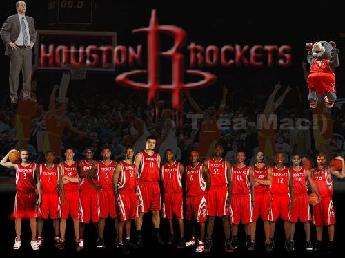 houston rockets - Nothing can stop them!
