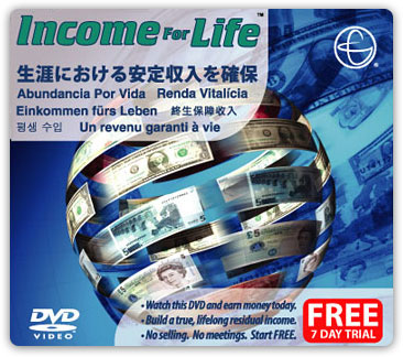 gdi dvd - Income for Life