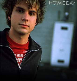 Howie Day - Singer/songwriter Howie Day