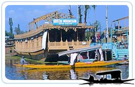 A house boat! - Kashmir is famous for life boats-but due to Terrorism,Tourism has really suffered there!