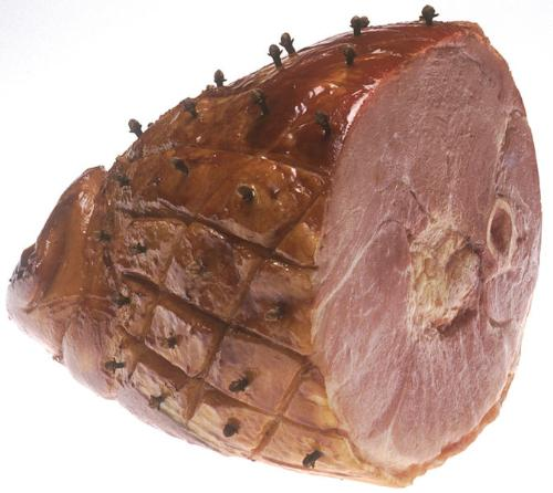 Ham on Thanksgiving - Some families serve Ham on Thanksgiving. It is the gathering of folk that matters, not what is served.