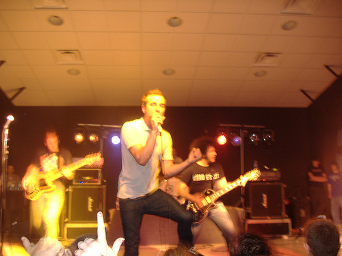 Hit the Lights - CD Release show in Lima, Ohio!