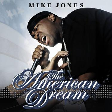Mike Jones - The American Dream - Cover art for Mike Jones - The American Dream