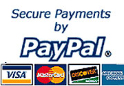 paypal - paypal is a safe way to put your money into credits.