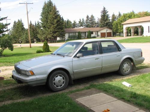 My 1994 Buick Century - This is my 1994 Buick Century.