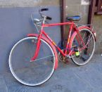 The red bike..................... - The red bike......................