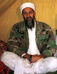bin laden - Bin Laden: Europeans Should End US Help
