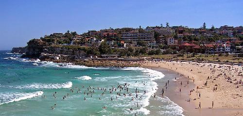Bondi Beach - Bondi beach, Sydney, Australia
