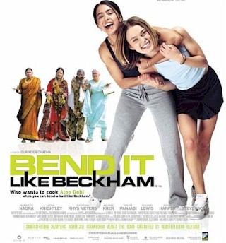 Bend It Like Beckham - Bend It Like Beckham is a film by Gurinder Chadha.