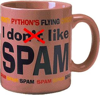 spam - spam messages