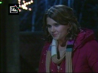 Georgie screencap - Screencap from my screencaps on fotki site of Georgie Jones in her last seconds before she was deliberately and cruelly murdered on GH