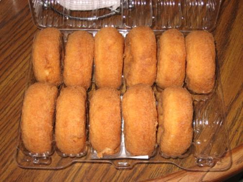 yummy - Plain dunking donuts
