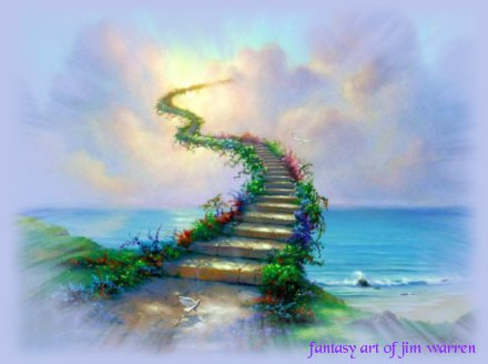 Stairway to Heaven? - The Journey to heaven