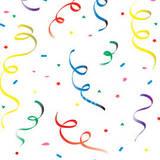 Confetti - A picture of confetti