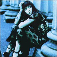 Bif Naked Album Cover - Cover from on of Bif Naked's earlier album covers