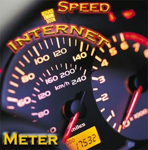 Internet Bandwidth Speed - This is an image relating to my topic of how fast is your Internet Speed Bandwidth.