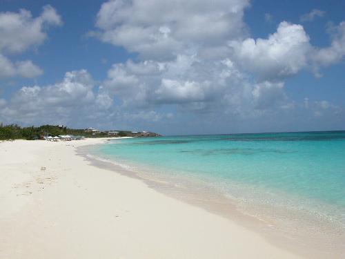 Florida beach - A beautiful beach in Florida.