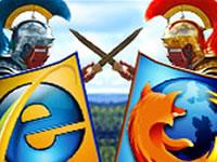 Firefox vs Internet explorer - Firefox v.s Internet Explorer.. Showdown!