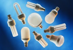 Low Energy/ Energy Saving Bulbs - Examples of energy efficient bulbs.