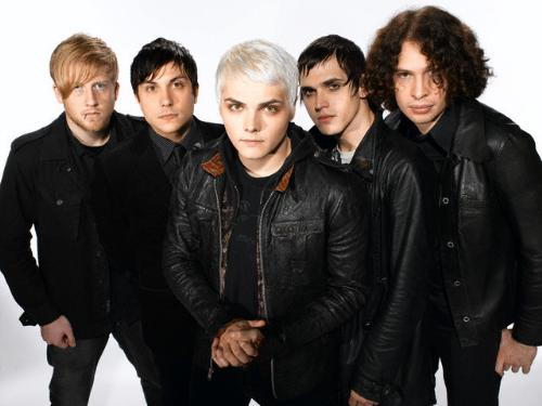 My Chemical Romance - MCR is my favorite band, they have helped me when I needed to tune out. Their lyrics really inspire me.