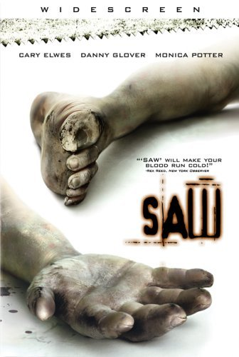 "The Movie ""Saw"" - This is an image movie poster of the movie ""Saw"""