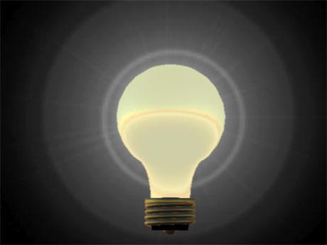 light - light bulb