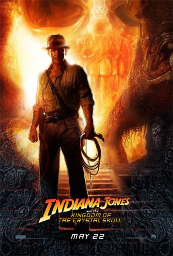Indiana Jones 4  - This is an image of the upcoming movie Indiana Jones and the King of the Crystal Skulls.