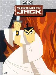 Samurai Jack - One of the best cartoon characters.