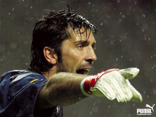 Gianluigi Buffon - Name	Gianluigi Buffon