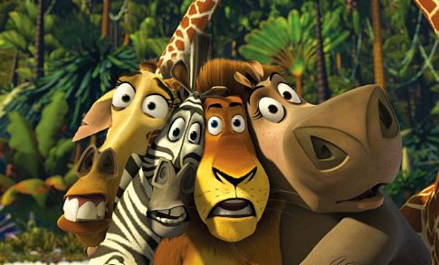 Animation - Madagascar Movie