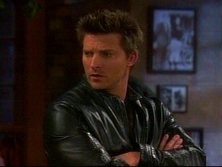 screencap of GH's Jason - Screencsp taken by me of ABC and GeneralHospital's Steve Burton as Jason Morgan on Monday, January 28, 2008