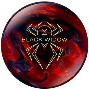 Black Widow Pearl - Black Widow Pearl bowling ball