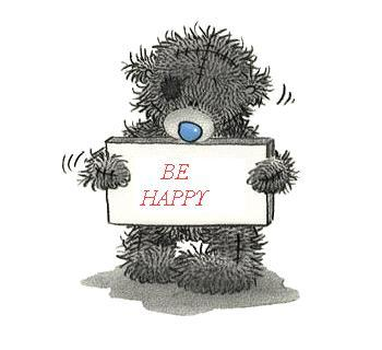 happy - be happy all the time, with doing a simple things