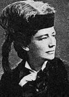 Victoria Claflin Woodhull - Victora Claflin Woodhull was the first woman to run for president back in 1872.