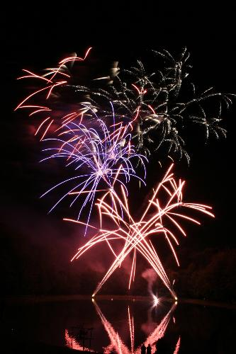 fireworks - nice fireworks
