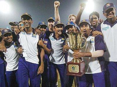 Sri Lankan team - Will Sri Lanka able to reach final