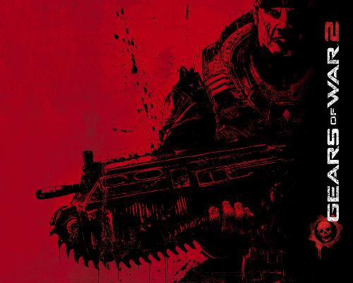 gears of war 2 wallpapers. Gears of War 2 Wallpaper