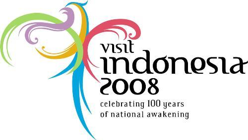 Visit Indonesia Year 2008 - Visit Indonesia Year 2008 logo