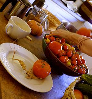 food - healthy food