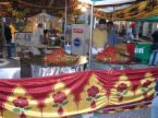 fete scene - fete includes stalls of various types, where people come for enjoyment