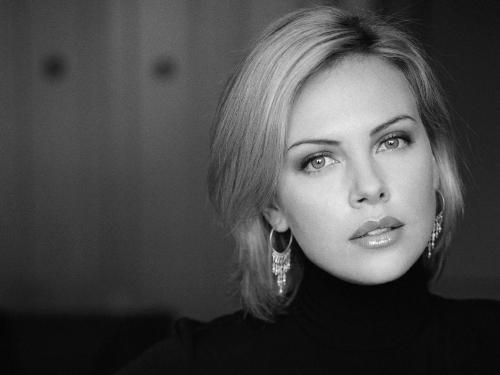 charlize - A wallpaper of charlize theron isnt she gorgeous