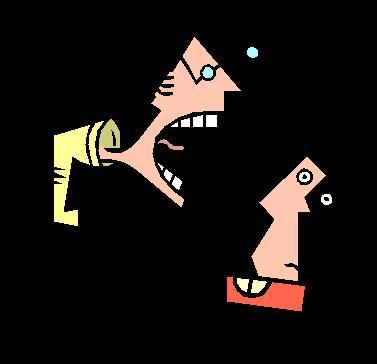 aggravation - stick photo, argument,